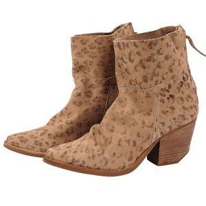 🆕 Matisse Soho Leopard Booties